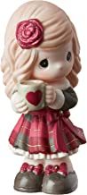 Precious Moments Heart Warming Christmas 2019 Dated Bisque Porcelain 191001 Figurine, One Size, Multi