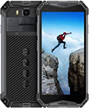 "4G Rugged Phones Unlocked Ulefone Armor 3W, Waterproof Rugged Cell Phones Android 9.0 5.7"" 64GB+6GB 10300mAh 21MP Camera, ..."