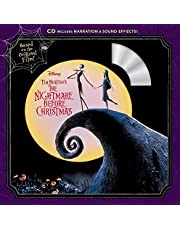 Tim Burton's The Nightmare Before Christmas: Read-Along Story Book and CD (Book & CD)