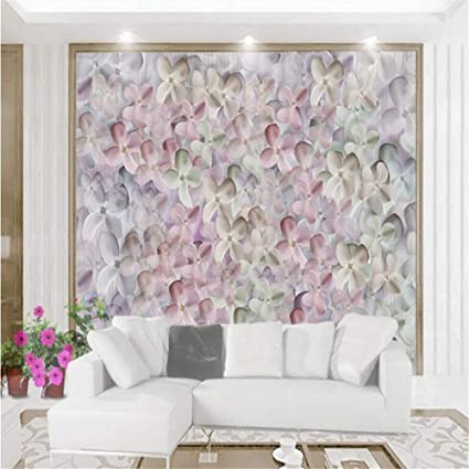 Sucsaistat 3d Photos Hd Floral Wallpaper Flower Wall Decor Full Wall Wallpaper Living Room Decoration 3d Wall Murals Wall Paper 300 210cm Amazon Co Uk Diy Tools