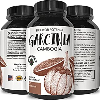 Purest Garcinia Cambogia Extract With 95 Hca Highest Grade