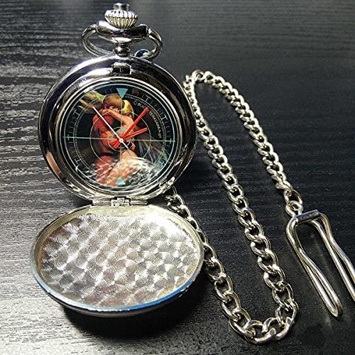 動作品 スペースコブラ COBRA 懐中時計