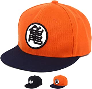 dragon ball fitted cap