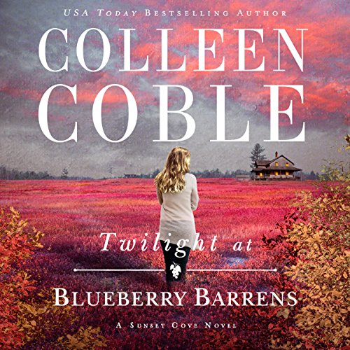 Twilight at Blueberry Barrens audiobook cover art