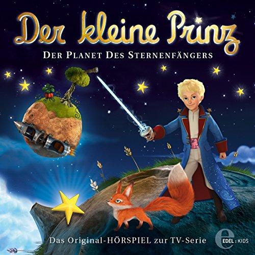 Der Planet des Sternenfängers. Das Original-Hörspiel zur TV-Serie Titelbild