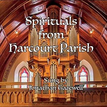 Spirituals from Harcourt Parish