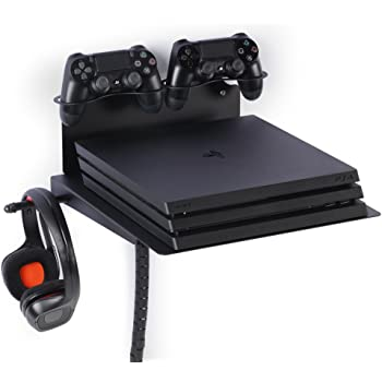 Borangame Soporte de Pared para Playstation 4 Normal / PS4 Pro / PS4 Slim Y Xbox 360 / One/One S/One X: Amazon.es ...