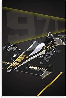 Details about  /Ayrton Senna F1 Formula Grand Super Racing Car 30 24x36 Art Poster 6533