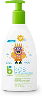 Babyganics Kids Sunscreen Lotion 50 SPF, 12oz