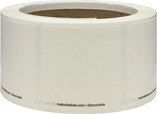 Vacio Disoluble Vida Alimentaria Rotación Pegatinas, 51 mm