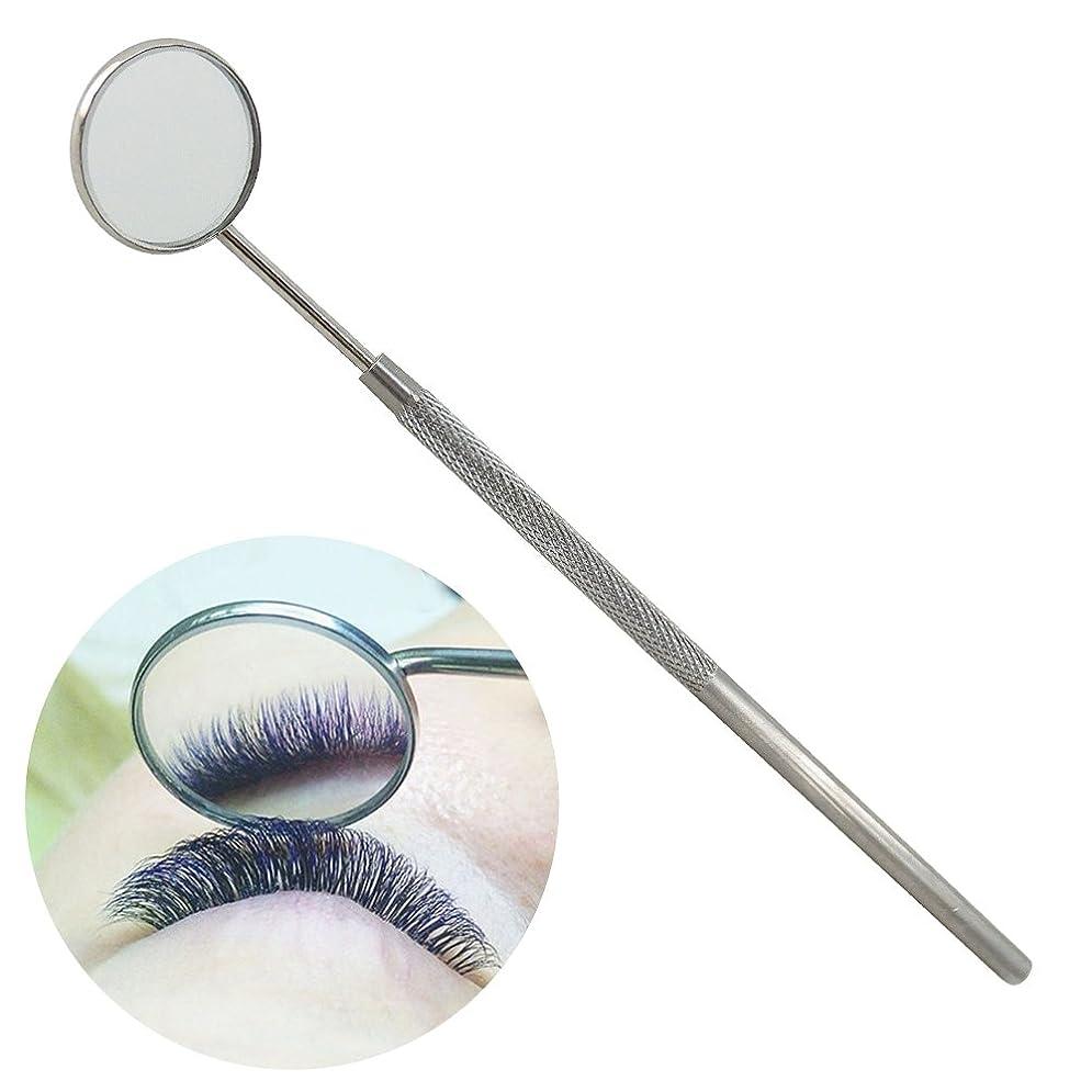 暖かく水曜日シャツBEYELIAN まつげエクステンション歯 ツール 用 化粧鏡 機器を点検します デンタルミラー