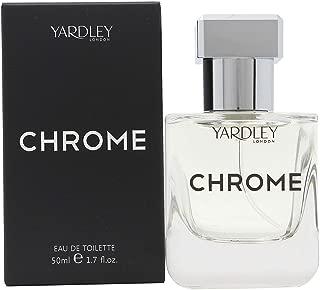Yardley of London Chrome 1.7 oz Eau de Toilette Spray