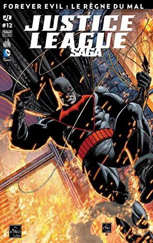 Justice League Saga 12
