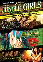 Jungle Girls Pack: (Golden Temple Amazons / Amazonia / Diamonds of Kilimandjaro)