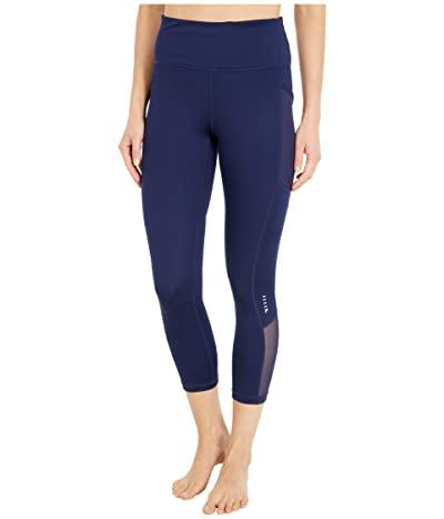 Fila Damaria 3/4 Leggings (Peacoat) Women