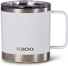 Igloo 13.5 OZ White Stainless Steel Mug