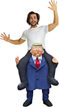 Best trump halloween costume piggyback Reviews