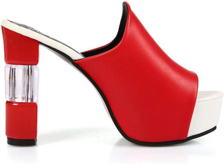 Sandals New 2019 Women Sandals Summer Fashion Open Toe Sandal Women Slippers High Heel 10.5 cm Women Platform Sandals