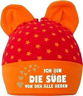 Jungen (0 -24 Monate) KLEINER FRATZ Kinder Kopftuch Baby Mütze Jungen Mädchen Babymütze Hat Meine Eltern sind ab jetzt Nachts erreichbar