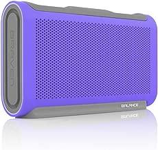 BRAVEN BALANCE Portable Wireless Bluetooth Speaker [18 Hour Playtime][Waterproof] Built-In 4000 mAh Power Bank - Retail Packaging - Purple - BALPGG