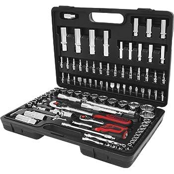 KS Tools 918.0009 CHROME juego de extensi/ón bamboleo 9pcs