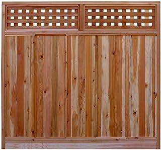 Amazon.com: Cedar Fence Panels
