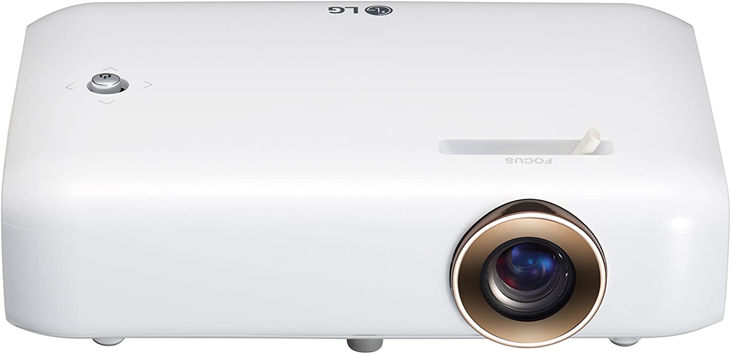 LG PH550 CineBeam LED Projector with Built-In Battery