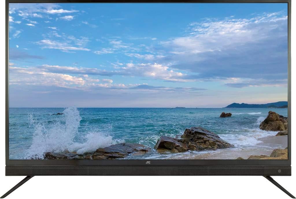 JTC 4K Ultra HD LED - Televisor con Barra de Sonido integrada (108 ...
