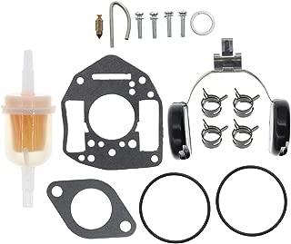 AUTOKAY Carburetor Kit for Onan Late Nikki Performer 16 18 20 P216G P218G P220G 146-0657 146-6100 146-0479 146-0414 146-0496 Carb Repair Rebuild kit