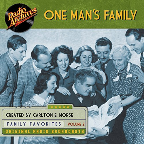 One Man's Family, Volume 2 cover art