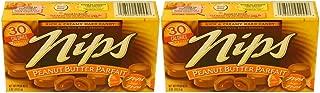 Nips Peanut Butter Parfait Hard Candy - 4 oz. (Pack of 2)
