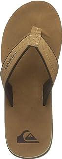 Quiksilver CARVER NUBUCK heren slippers