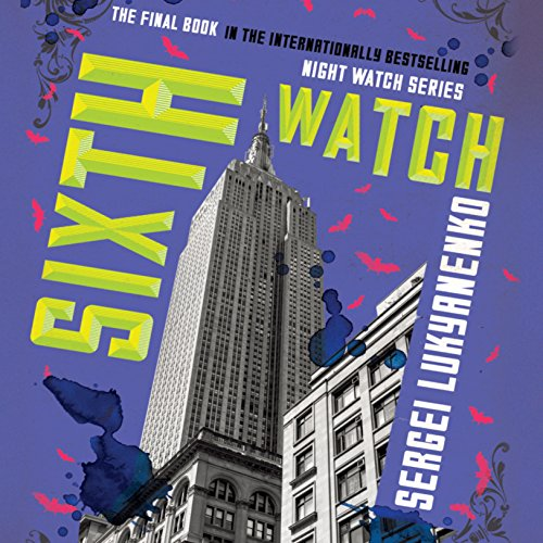 Sixth Watch audiobook cover art