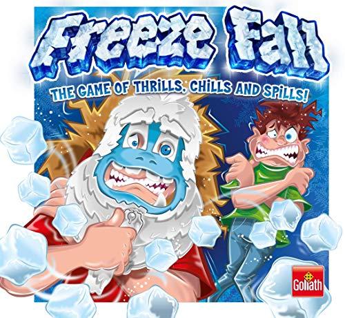 Goliath Games Freeze Fall Juego para niños a Partir de 5 años, Multicolor