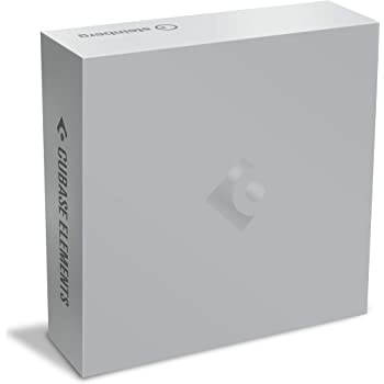 [並行輸入品] Steinberg Cubase Elements 10 Music Production Software(パッケージ版)