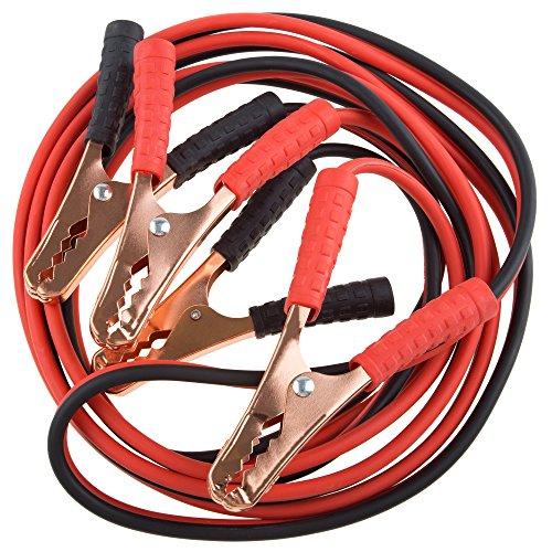 Jumper Cables Stalwart - 12 Ft. - 10 Gauge with Storage Case