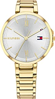 Tommy Hilfiger Women's Analogue Quartz Watch with Stainless Steel Strap 1782208