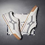 ZZLHHD Scarpedaginnasticainrete,Casualroundheadbreathable,cowhidesneakers-Gray_39,Scarpesportiveeconomiche
