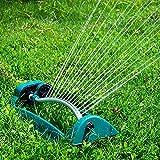 Anwendbares Wasserrohr: Innendurchmesser-12 mm, Außendurchmesser -16mm. Der Rasensprinkler kann Rasenbewässerung, Gartenbewässerung, Wie jeder gute Sommersprenkler, kann er auch für Kinderspielzeiten verwendet werden. Rasensprinkler bedeckt viel Fläc...