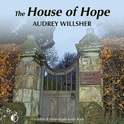 The House of Hope audiobook cover art