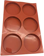 Hengxing Bakvorm Dome Mousse Pudding niet Stick Mould voor DIY Zelfgemaakte Craft