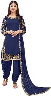 Salwar Kameez Ready to Wear Womens Indian Dress Bollywood Readymade Cotton Punjabi Patiala Suit