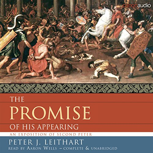 The Promise of His Appearing audiobook cover art