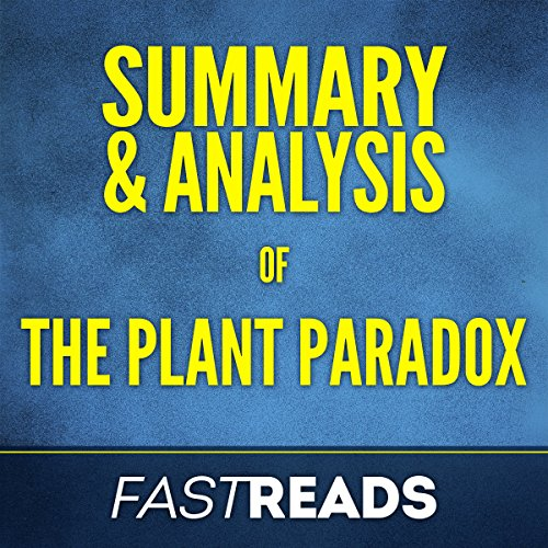 Summary & Analysis of 'The Plant Paradox': Includes Key Takeaways audiobook cover art