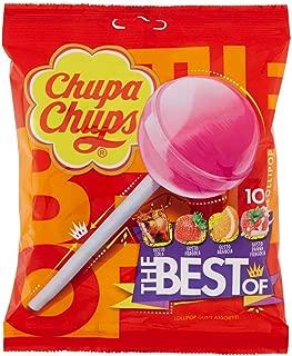 Chupa Chups Classic Lollipop Bags, 120 g
