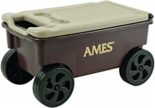 The Ames Companies, Inc 1123047100 Ames Lawn Buddy Lawn Cart