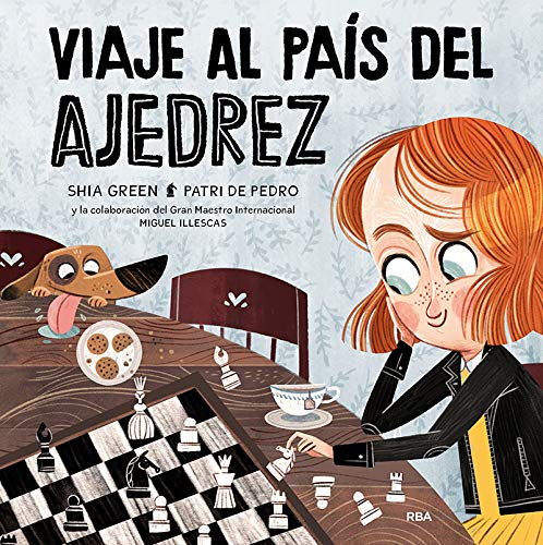 Viaje al Pais del Ajedrez (álbum) (COFRE ENCANTADO)