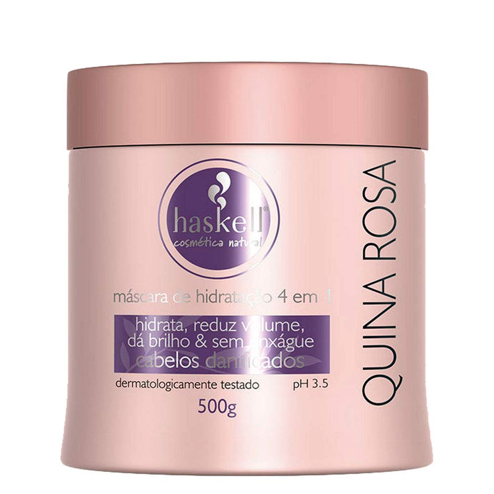 Haskell Quina New Free Shipping Rosa Overseas parallel import regular item Hydration Mask in 4 17.6floz 500g 1