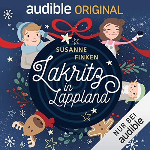Lakritz in Lappland audiobook cover art