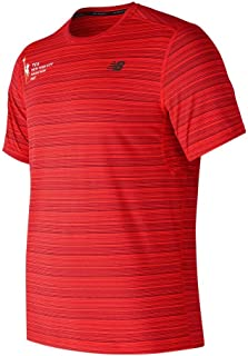 New Balance Men's Fantom Force Short Sleeve Top